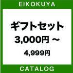 ギフトセット3,000円~4,999円